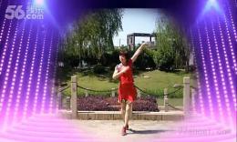 078上海阿英广场舞 跟我你不配 编舞:郑公子 演示:阿英
