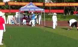 门球世界三人团体赛·32进16·刘长春队 巴音朝格图队下半时...