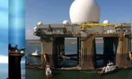 珠海航展中国新型x波段雷达