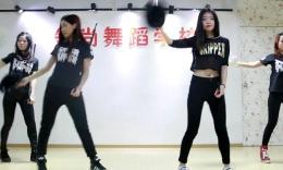 拐杖舞视频 舞蹈教学视频