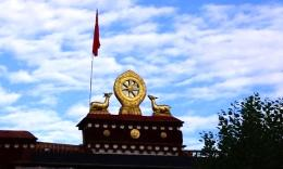 天上人间 圣洁西藏