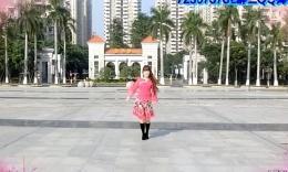 可爱玫瑰花广场舞(美丽的牧羊姑娘)附分解冬季炫舞活动曲目二...