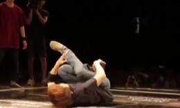 三级跳分解_街舞套路视频 韩国街舞高清视频 街舞教学视频分解动作 街舞基