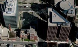 加拿大城市航拍  12