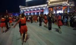 麻城市星光体育舞蹈队吉特巴《唱支山歌给党听》