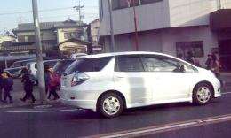 日本见闻 上学路上2