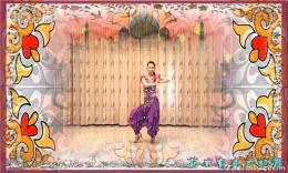 印度之花 (编舞王梅)习舞芳菲 制作欢欢