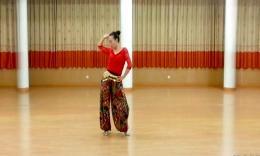 广场舞舞娘