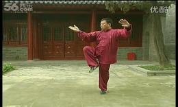 张东武陈式太极拳老架一路教学43第三段:跟我一起练 高清