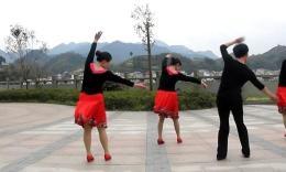 千岛湖临岐建红广场舞《让我们回去吧!》编舞:静静