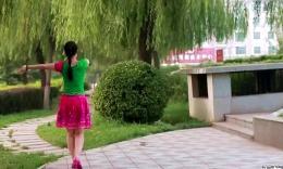 云裳广场舞--情歌2012(含分解与背面)