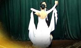 王建军胡小青中国国际标准交谊舞表演视频