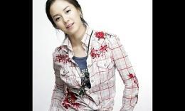 韩国女星宋智孝青春靓丽图片