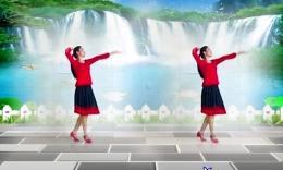 世纪芳草广场舞《美丽的牧羊姑娘》编舞  梅子