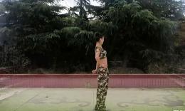 天姿广场舞2014年37期健身操《坏姐姐》正反面演示...