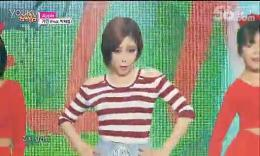 '【维斯独家】孙佳仁GAIN (Feat. JAY Park)《Apple》现场版150404...