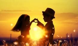 爱在夕阳下