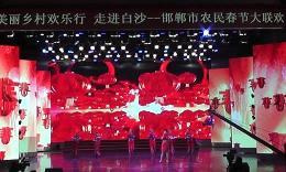 邯郸市2015年春晚(女生独唱)