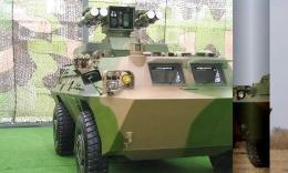 红箭 9反坦克导弹发射车