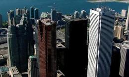 加拿大城市航拍  10