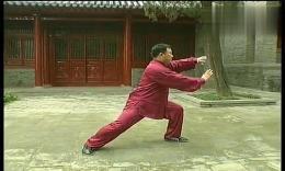 张东武陈式太极拳老架一路教学44第四段完整演示 高清