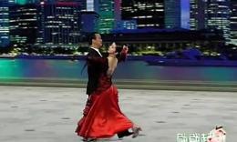 王建军胡小青规范交谊舞教学(探戈)